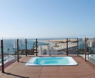 Jacuzzi Caserio Hotel Playa del Inglés