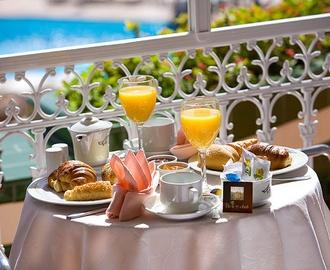 Breakfast Buffet San Agustín Beach Club Gran Canarias Hotel San Agustin