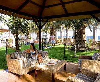 Terrace San Agustín Beach Club Gran Canarias Hotel San Agustin