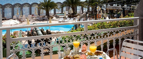 BUFFET BREAKFAST San Agustín Beach Club Gran Canarias Hotel