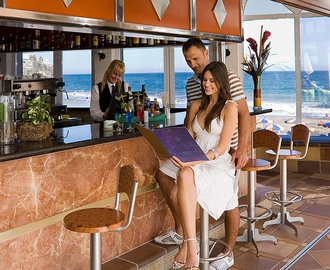 Bar San Agustín Beach Club Gran Canarias Hotel San Agustin
