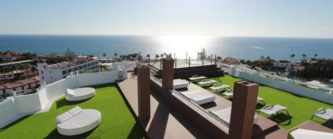 SOLARIUM AREA Caserio Hotel