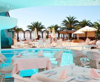 Restaurante-Terraza San Agustín Beach Club Gran Canarias Hotel San Agustin