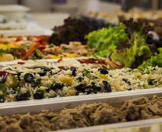 Gastronomy Caserio Hotel Playa del Inglés